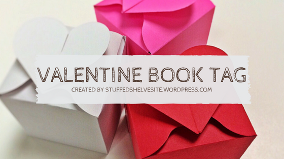 book tags, the valentine book tag, valentine blog ost, edited canva image,