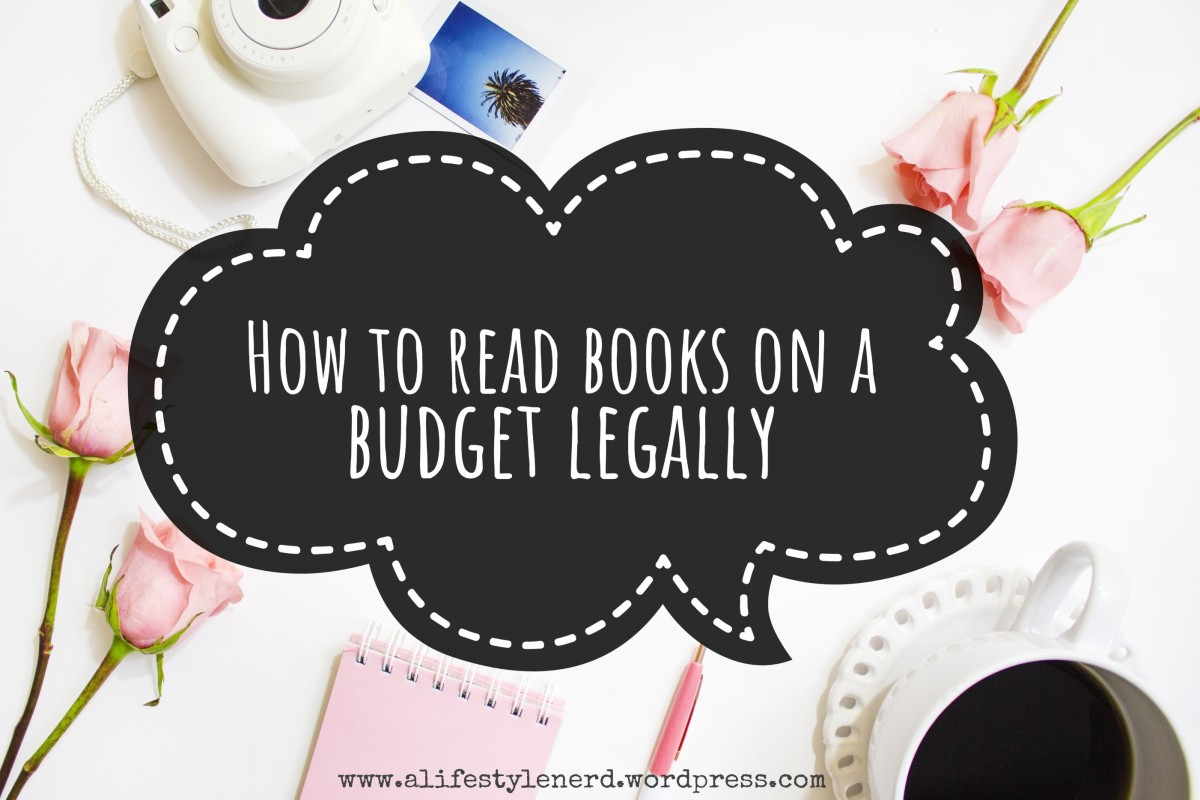How to Read Books on a Budget Legally