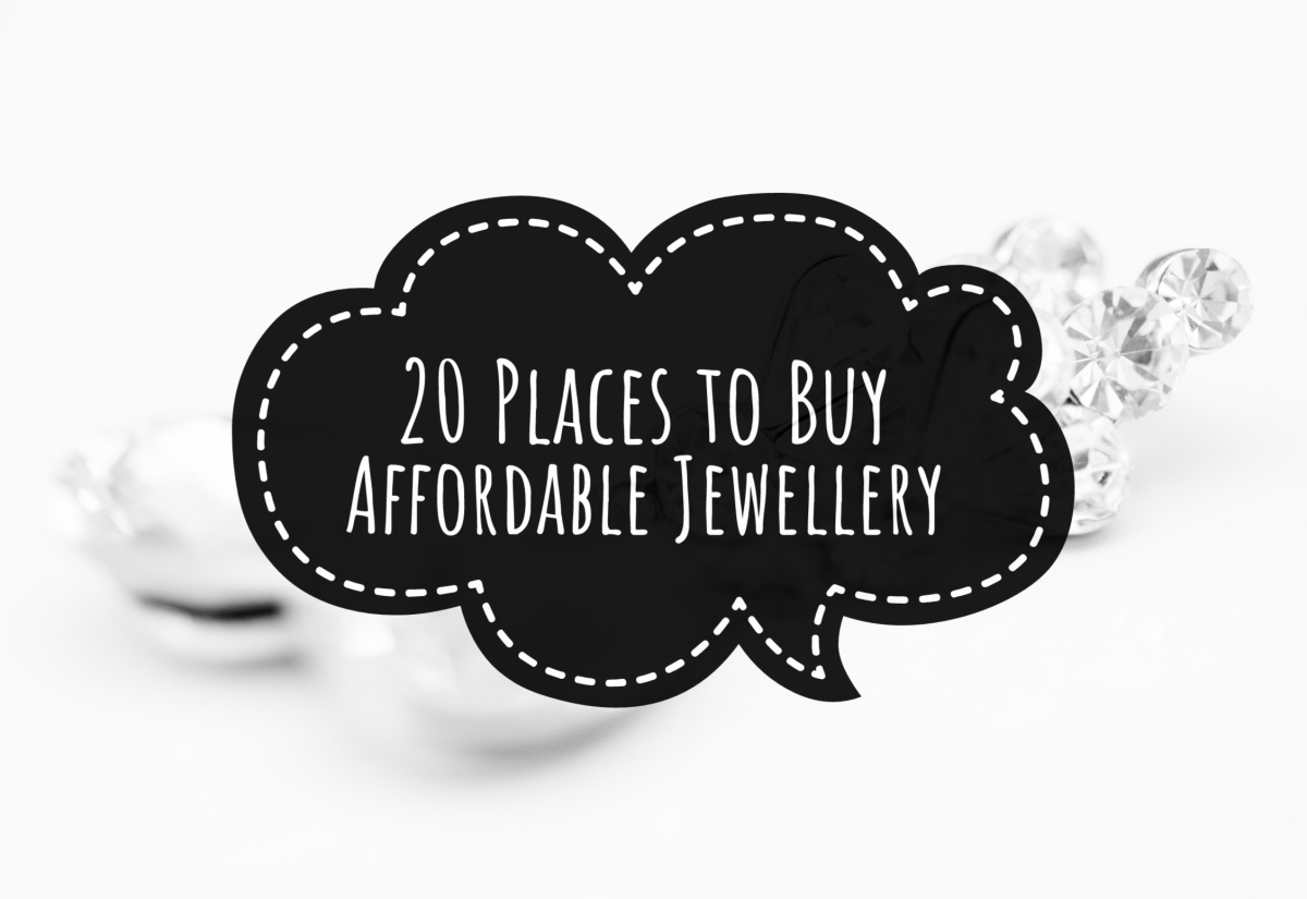 20 Places to Buy Affordable Jewellery