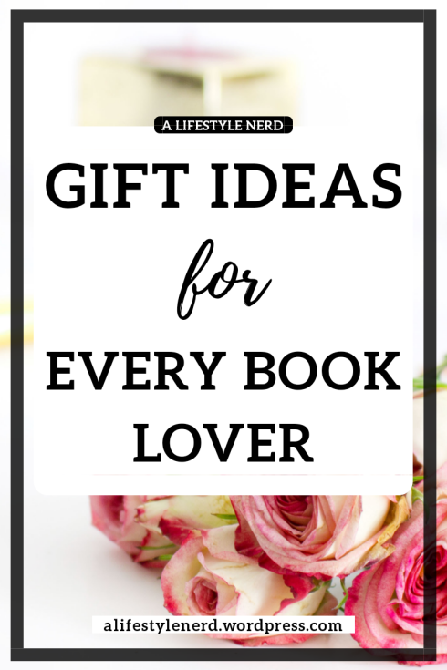 What to buy for the book lover in your life. The ultimat gift guide for book worms. Holiday gift giide for bibliophiles and readers.