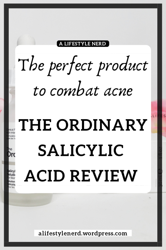the ordinary salicylic acid 2% solution review