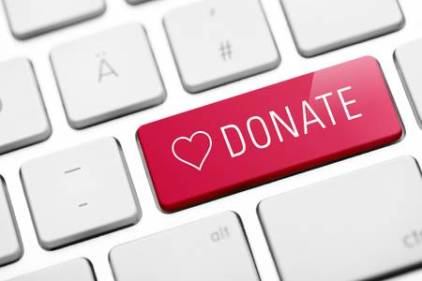 Donate to causes, donate to people, homeless shelters. Help people for Christmas