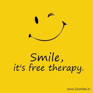 Offer people free therapy.