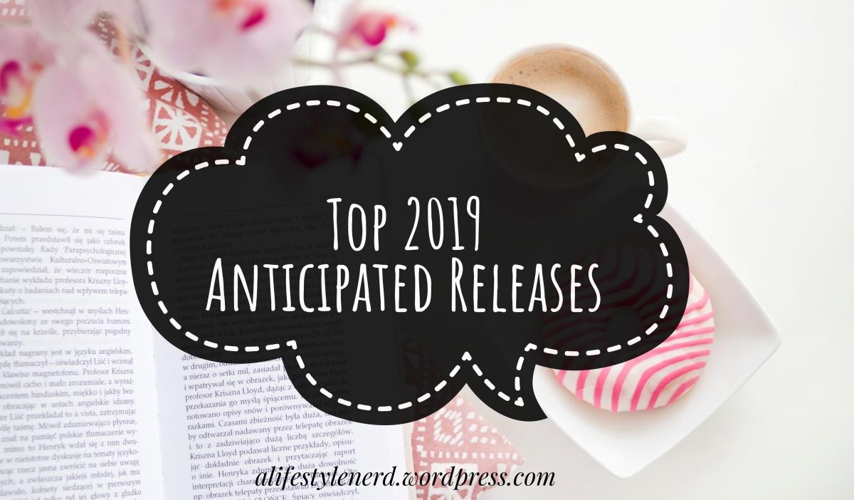 Most Anticipated 2019 Books