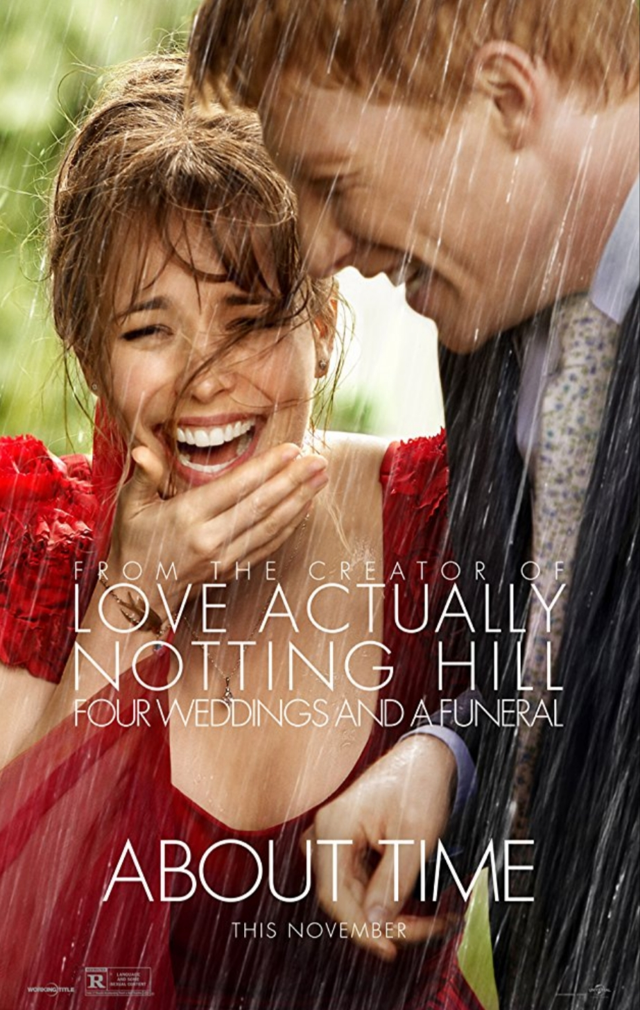 romantic movies to watch. to rachel mcadams movies. Top romance movies to watch. Best romantic movies of all time. about time movie poster
