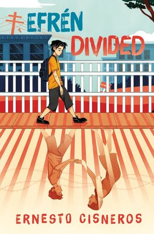 efren divided book cover