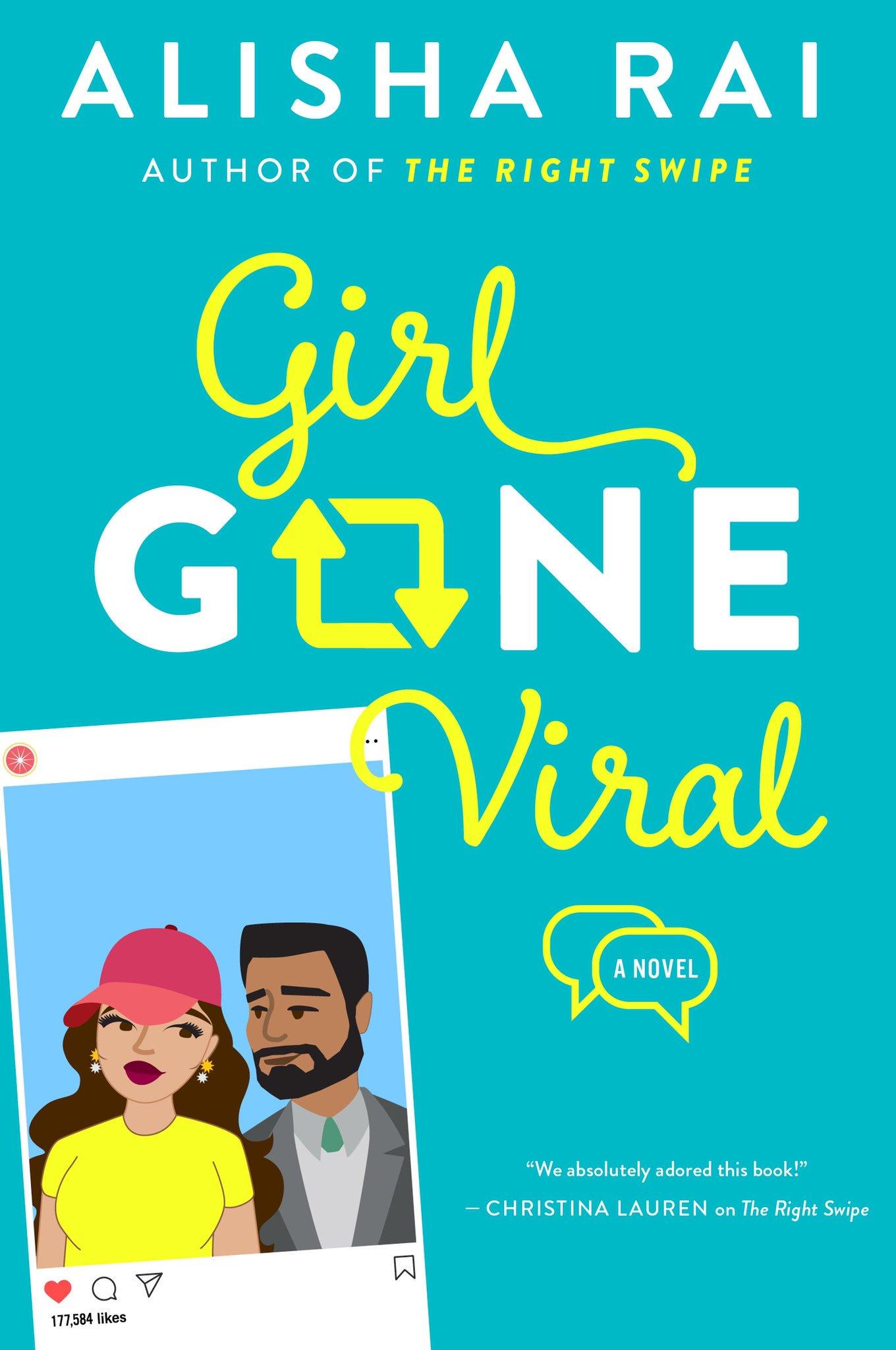 girl gone viral by alisha rai book cover
