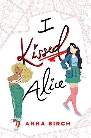 i kissed alice book cover