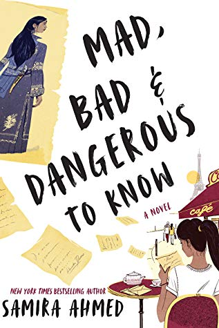 mad, bad & dangerous to know book cover