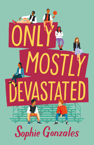 only mostly devastated cover