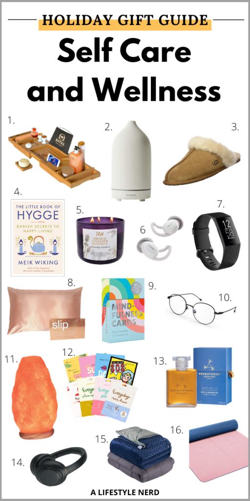 Holiday gift guide: Self care and wellness. Best self care gifts. Self care gift ideas. Self care gifts for women. Wellness gifts for him. Self care Christmas gifts. Relaxing gifts for her for a self care session. Homemade wellness gifts. wellness experience gifts. Wellness inspired gifts. gifts for wellness freaks. Wellness holiday gifts. Self care gifts for him. Best self care gifts 2020.